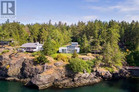 House for sale at 7904 Swanson View Dr Pender Island British Columbia - MLS: 411441