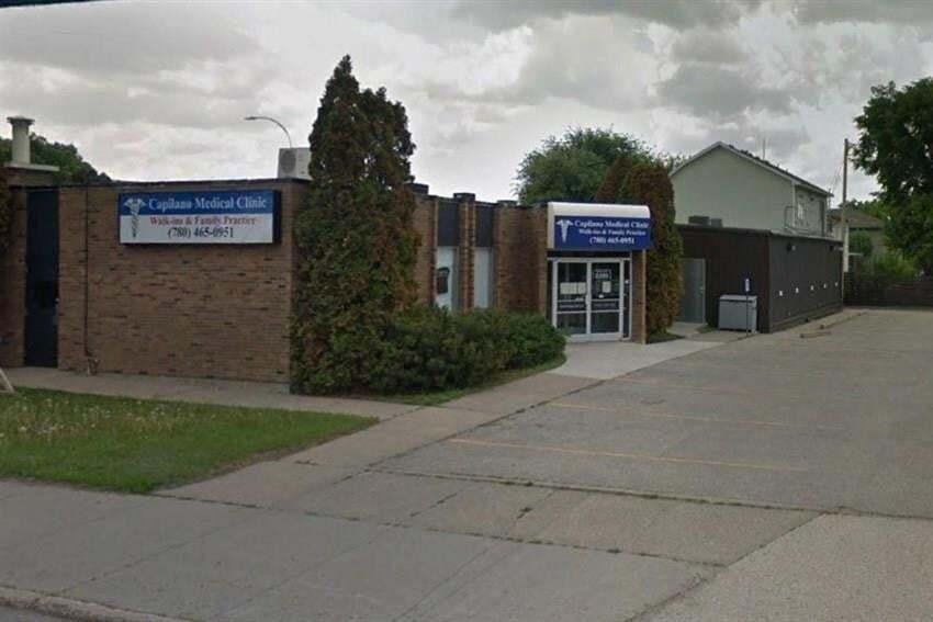 Commercial property for lease at 7905 106 Av NW Edmonton Alberta - MLS: E4186633