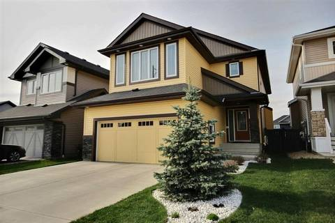 House for sale at 7906 Getty Pl Nw Edmonton Alberta - MLS: E4157202