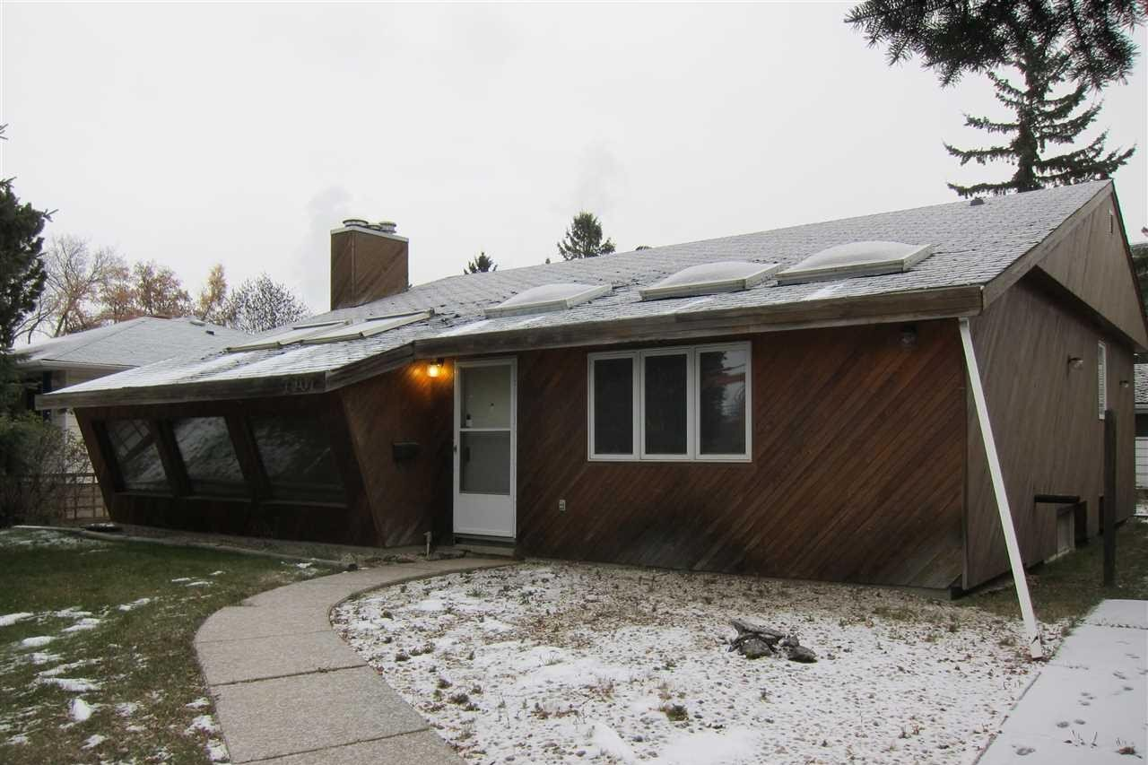 House for sale at 7907 119 St NW Edmonton Alberta - MLS: E4218979