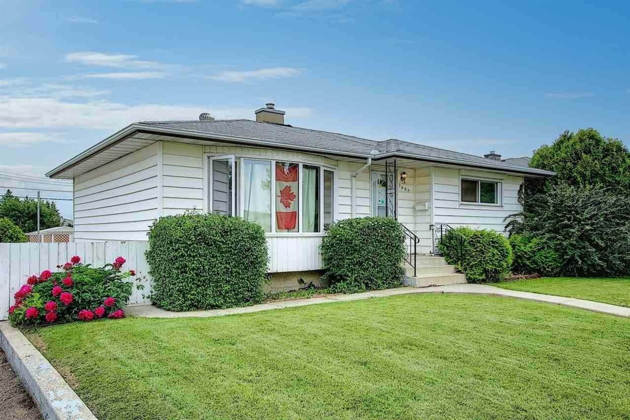 House for sale at 7907 132 Av NW Edmonton Alberta - MLS: E4205838