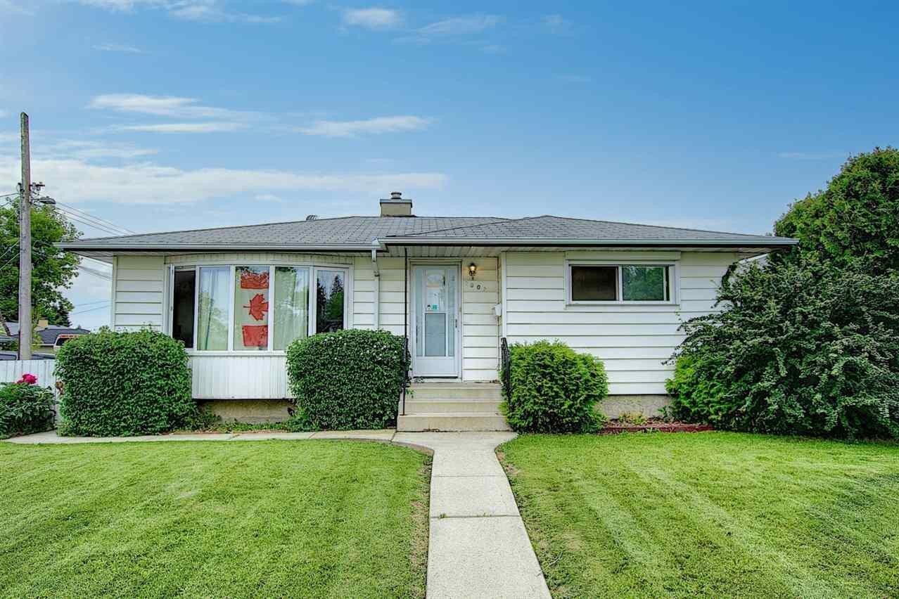 House for sale at 7907 132 Av NW Edmonton Alberta - MLS: E4223407