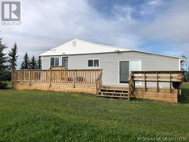 House for sale at 80271 Hwy 791 Hy Unit 791 Saddle Hills County Alberta - MLS: GP213798