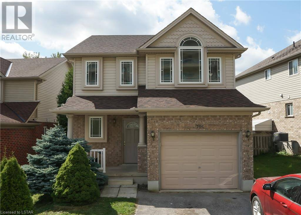 House for sale at 791 Capulet Ln London Ontario - MLS: 220795