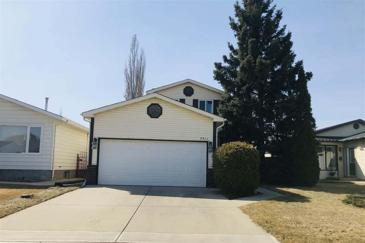 House for sale at 7911 152b Av NW Edmonton Alberta - MLS: E4198821