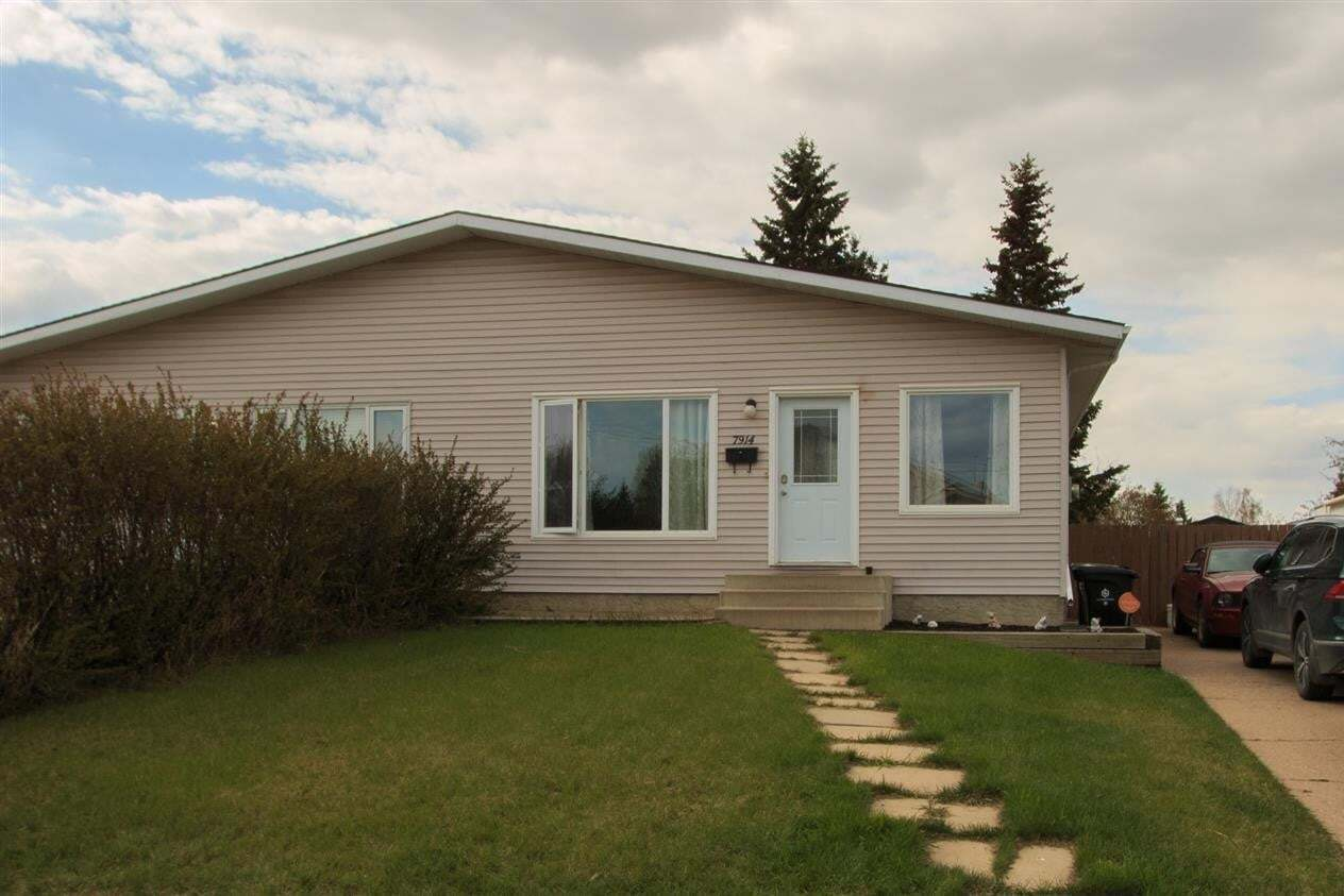 Townhouse for sale at 7914 92 Av Fort Saskatchewan Alberta - MLS: E4197188