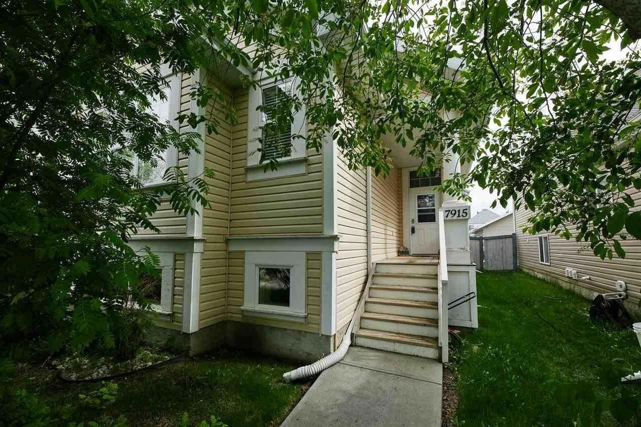 House for sale at 7915 13 Av SW Edmonton Alberta - MLS: E4202494