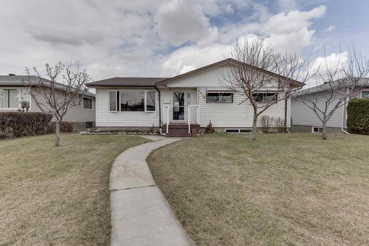 House for sale at 7916 128a Ave Nw Edmonton Alberta - MLS: E4194876