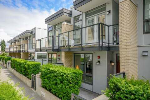 Townhouse for sale at 7918 Manitoba St Vancouver British Columbia - MLS: R2469710
