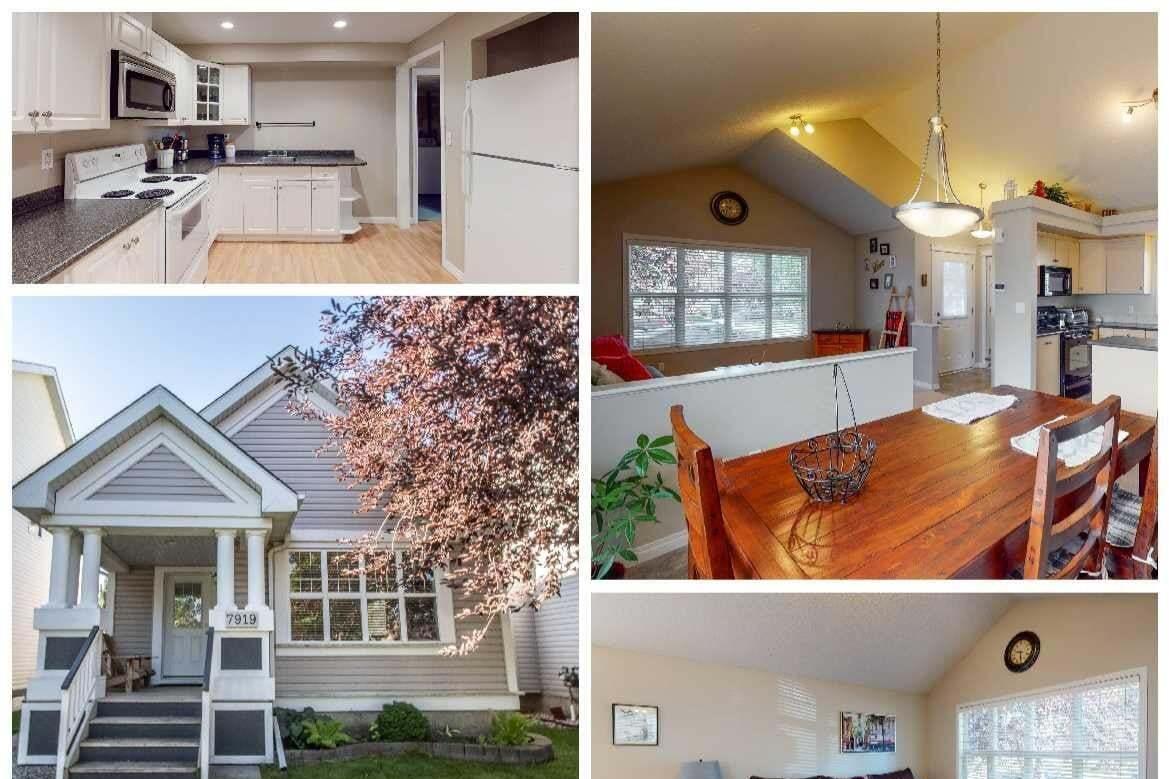 House for sale at 7919 14 Av SW Edmonton Alberta - MLS: E4208101