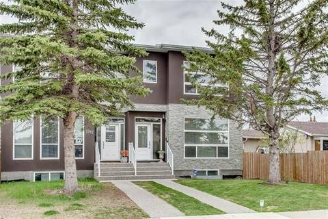 Townhouse for sale at 7919 47 Ave Northwest Calgary Alberta - MLS: C4245929
