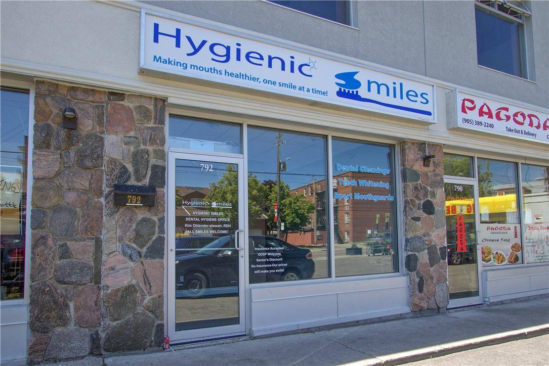 Commercial property for lease at 792 Concession St Hamilton Ontario - MLS: H4066796