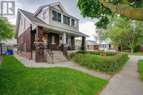 Townhouse for sale at 792 Josephine  Windsor Ontario - MLS: 19019603