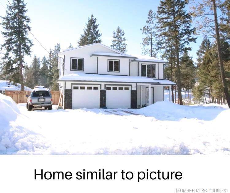 House for sale at 792 Kelly Pl Fintry British Columbia - MLS: 10199861
