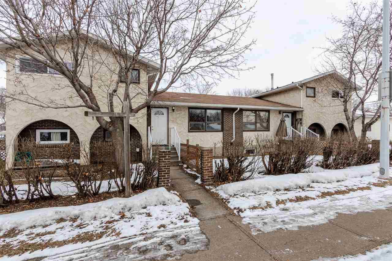 Townhouse for sale at 7922 120 Ave Nw Unit 7920 Edmonton Alberta - MLS: E4191572