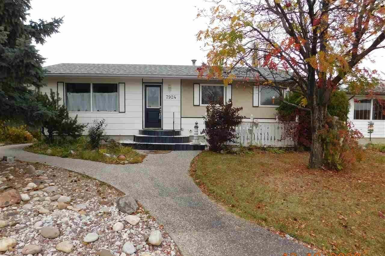 House for sale at 7924 152a Av NW Edmonton Alberta - MLS: E4201980