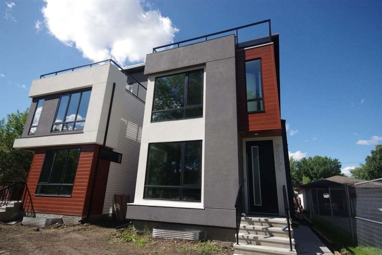 House for sale at 7924 84 Av NW Edmonton Alberta - MLS: E4205809