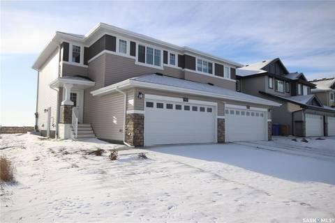 Townhouse for sale at 7925 Lentil Ave Regina Saskatchewan - MLS: SK791113