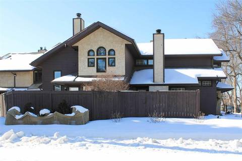 Townhouse for sale at 7926 111 St Nw Edmonton Alberta - MLS: E4146125