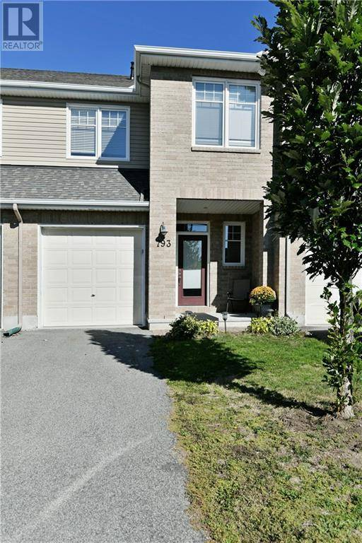 Townhouse for rent at 793 Hazelnut Cres Ottawa Ontario - MLS: 1175984