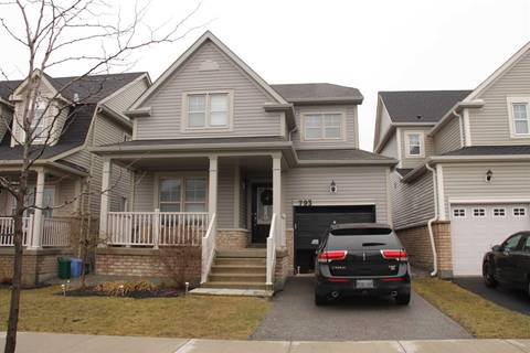 House for sale at 793 Miller Park Ave Bradford West Gwillimbury Ontario - MLS: N4520311