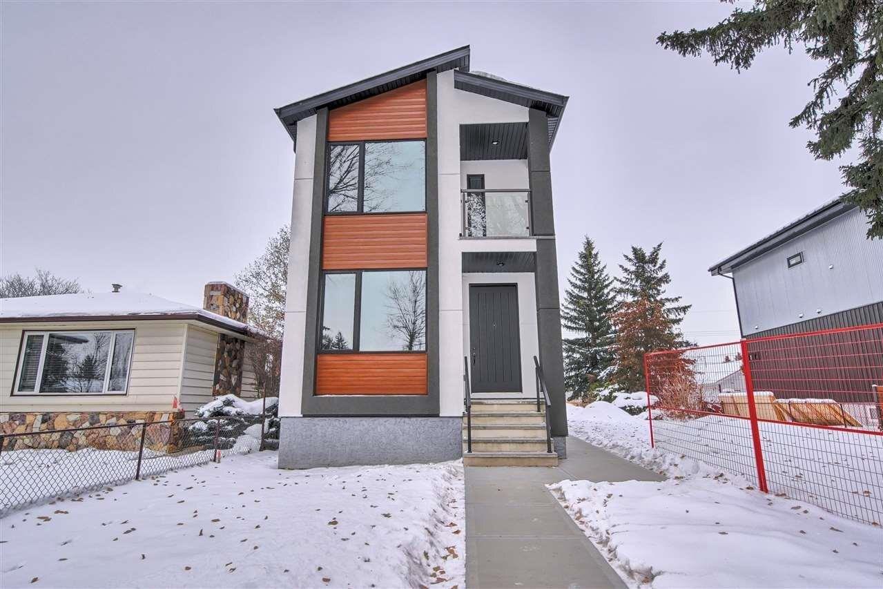 House for sale at 7930 97 Av NW Edmonton Alberta - MLS: E4215710