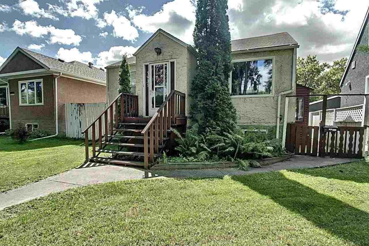House for sale at 7931 79 Av NW Edmonton Alberta - MLS: E4207992