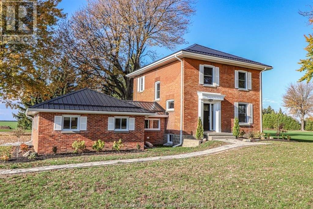 House for sale at 7931 Grande River Line Chatham-kent Ontario - MLS: 20014520