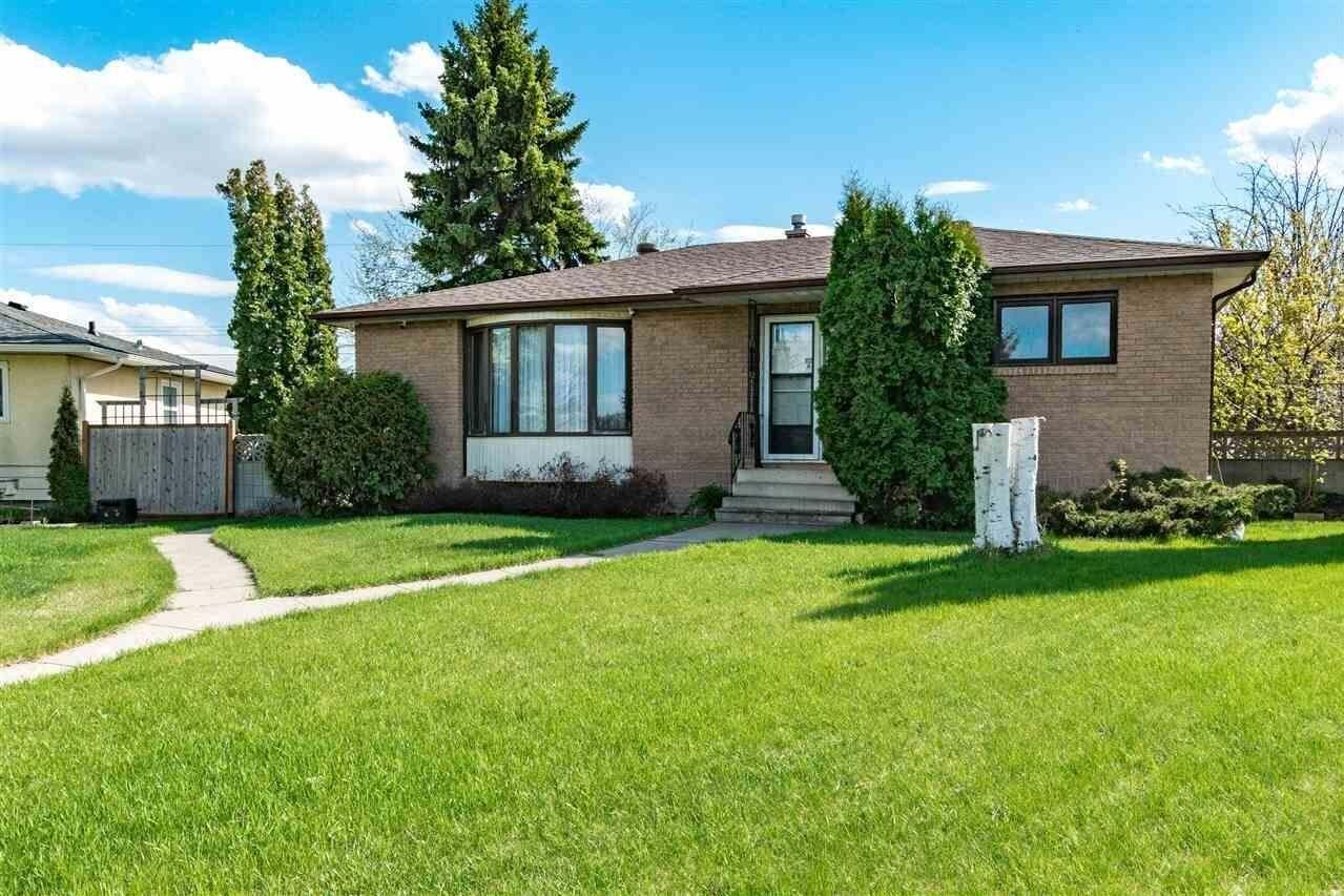 House for sale at 7935 129 Av NW Edmonton Alberta - MLS: E4197654