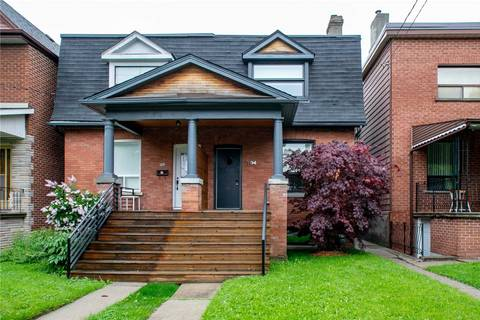 Townhouse for sale at 794 Gladstone Ave Toronto Ontario - MLS: W4482667