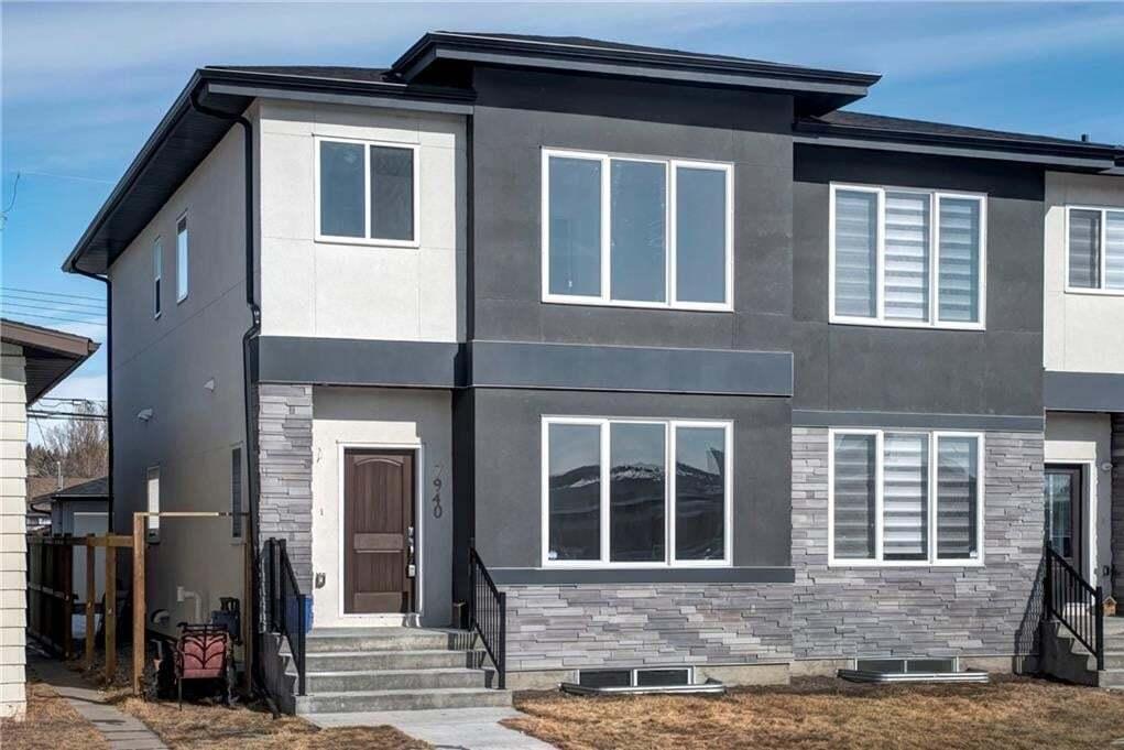 Townhouse for sale at 7940 46 Av NW Bowness, Calgary Alberta - MLS: C4306157