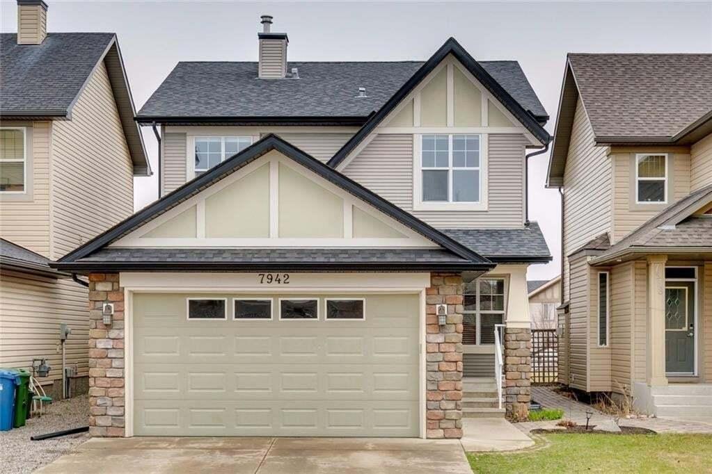 House for sale at 7942 Cougar Ridge Av SW Cougar Ridge, Calgary Alberta - MLS: C4296697