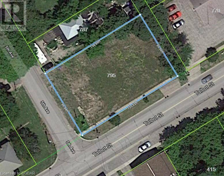 Home for sale at 795 Fifth Ave Port Mcnicoll Ontario - MLS: 230837