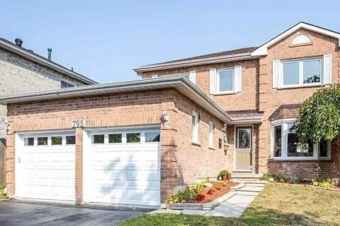 House for sale at 795 Lindsay Blvd Oshawa Ontario - MLS: E4924336