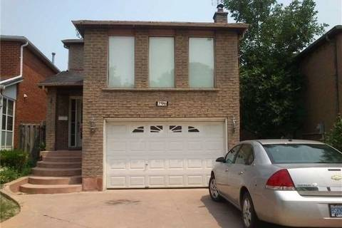 House for rent at 796 Queensbridge Dr Mississauga Ontario - MLS: W4712154