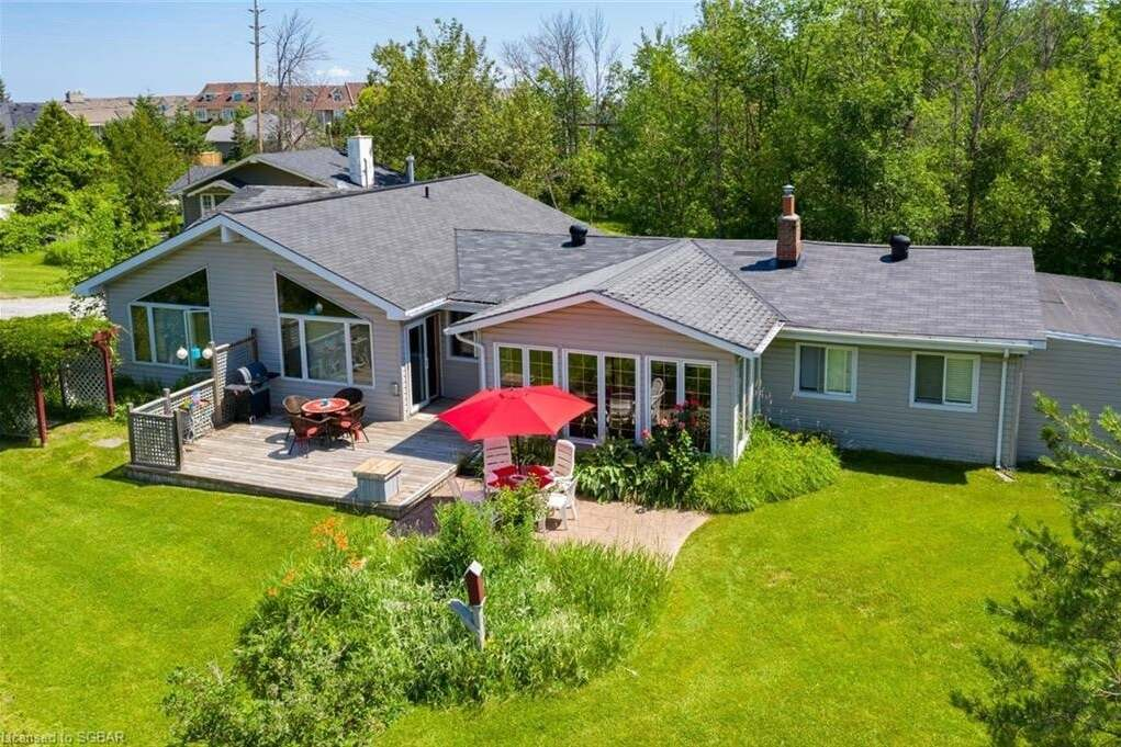 House for sale at 19 Grey Rd Unit 796358 The Blue Mountains Ontario - MLS: 271494