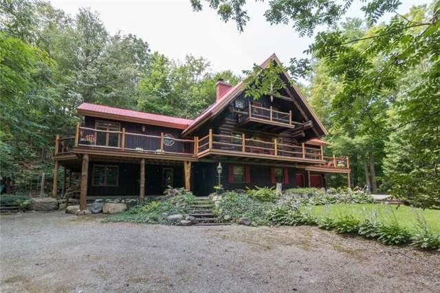 Sold: 796598 Grey Road 19 Road, Blue Mountains, ON