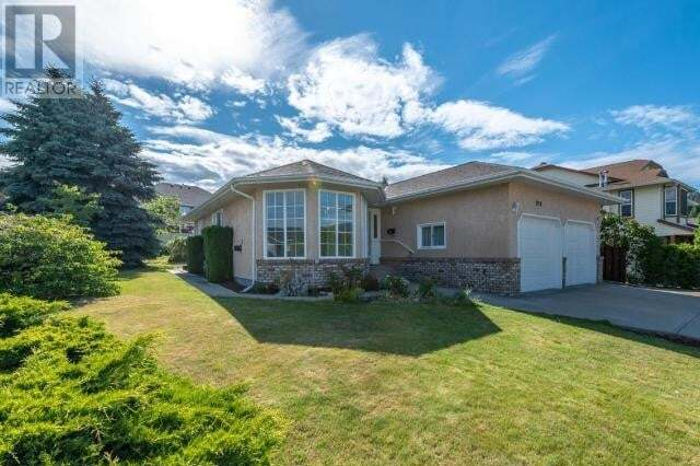 House for sale at 798 Armstrong Dr Penticton British Columbia - MLS: 184607