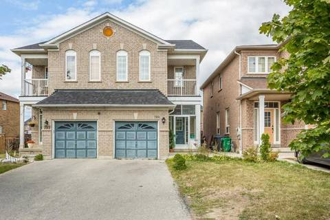 Townhouse for sale at 799 Khan Cres Mississauga Ontario - MLS: W4573645