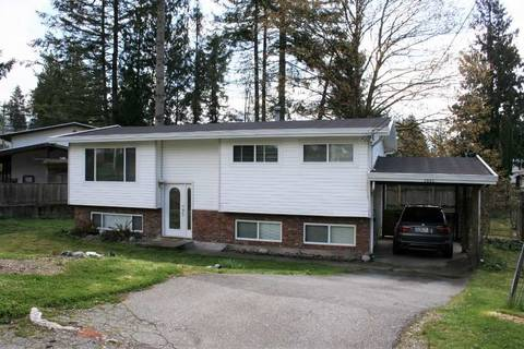 House for sale at 7990 Burdock St Mission British Columbia - MLS: R2358579