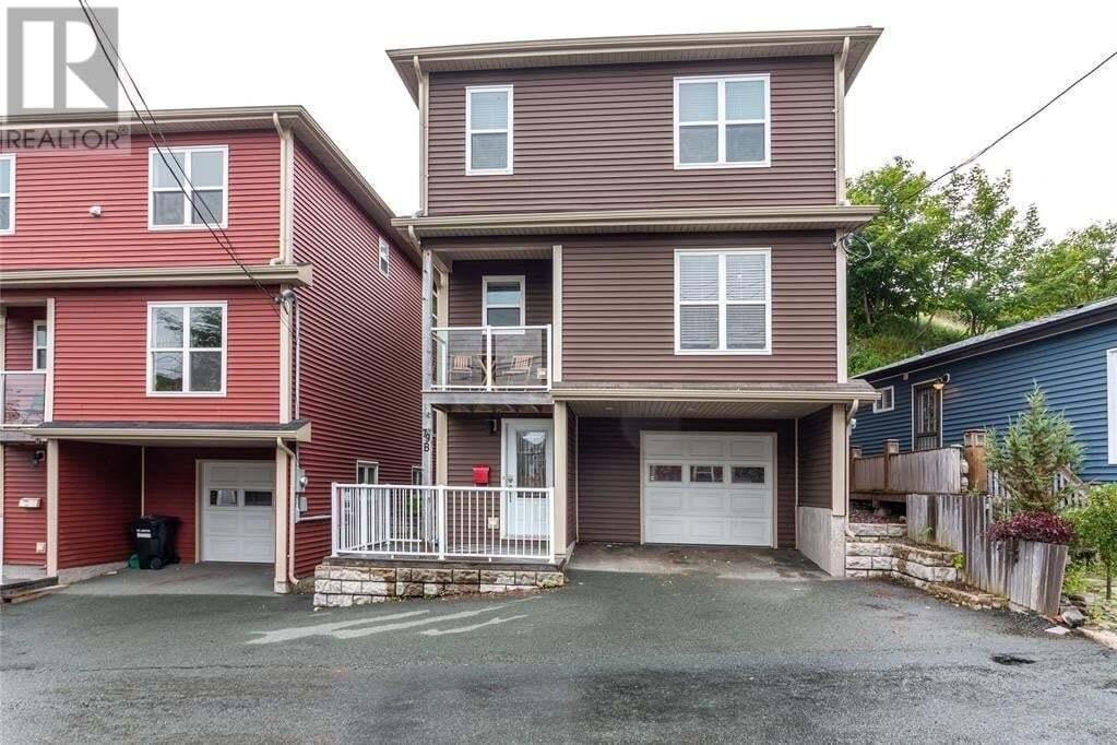House for sale at 79 Quidi Vidi Village Rd St. John's Newfoundland - MLS: 1222146