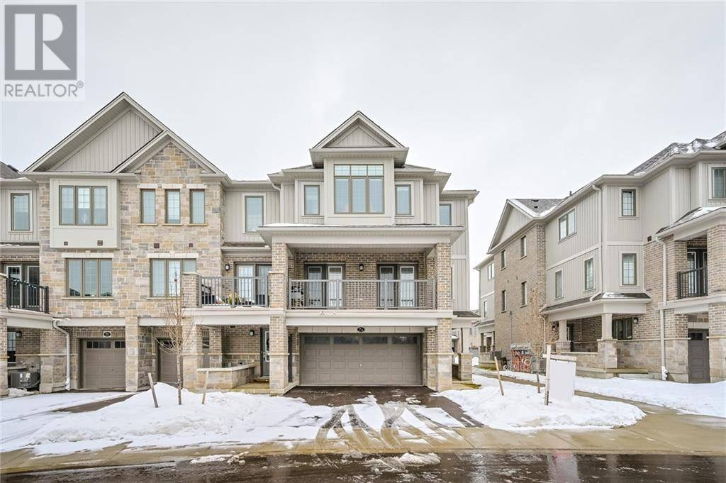 Townhouse for sale at 115 South Creek Dr Unit 7a Kitchener Ontario - MLS: 30792240