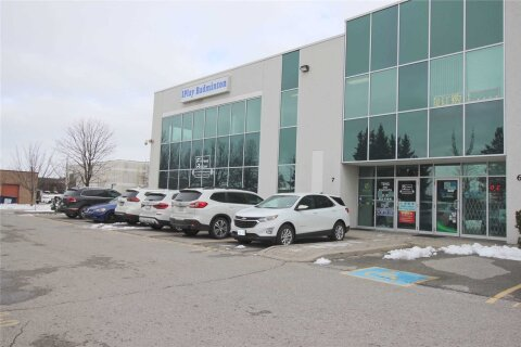 Commercial property for lease at 351 Ferrier St Apartment 7A 2nd Markham Ontario - MLS: N5063668