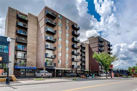 Condo for sale at 515 17 Ave Southwest Unit 7D Calgary Alberta - MLS: C4256171