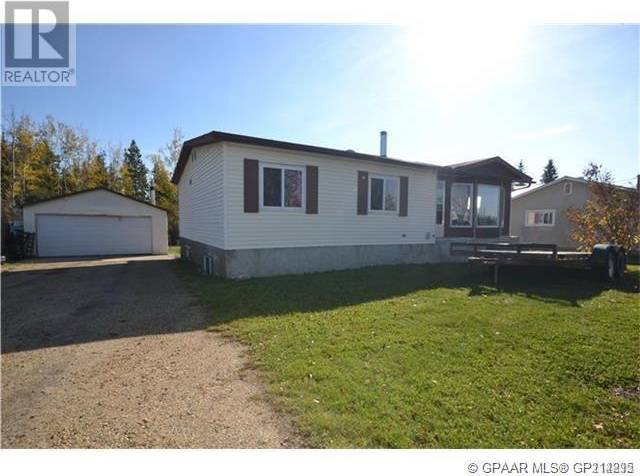 House for sale at 7 1st St Greenview, Md Alberta - MLS: GP214295