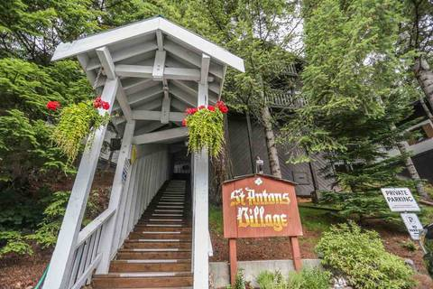 Townhouse for sale at 3031 St Anton Wy Unit 7G Whistler British Columbia - MLS: R2386597