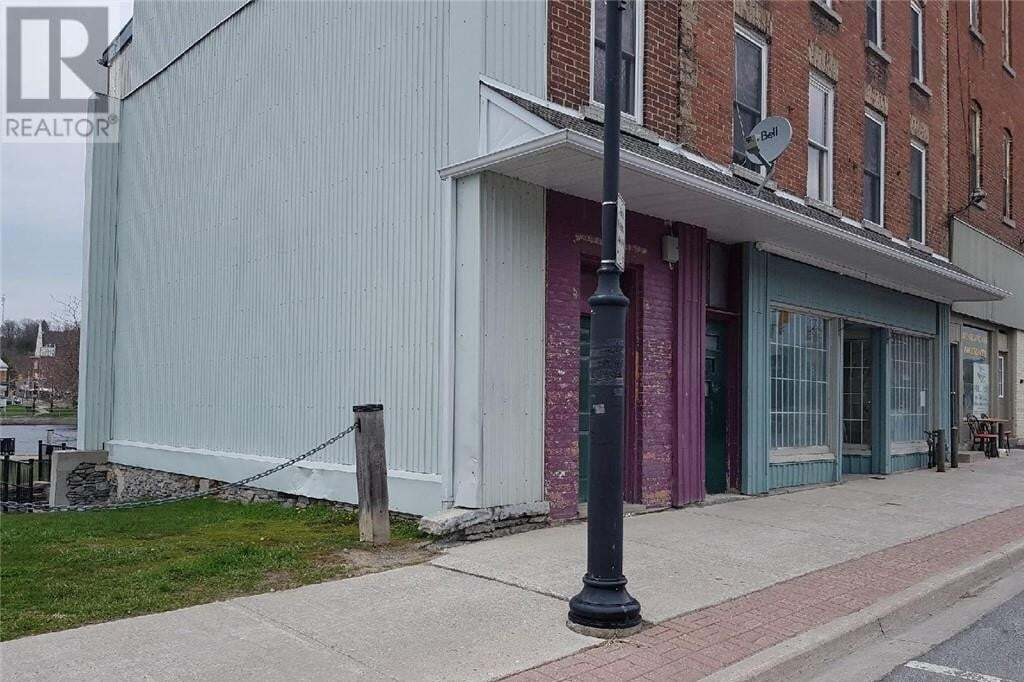 Residential property for sale at 10 Front St S Unit 8 Campbellford Ontario - MLS: 256403