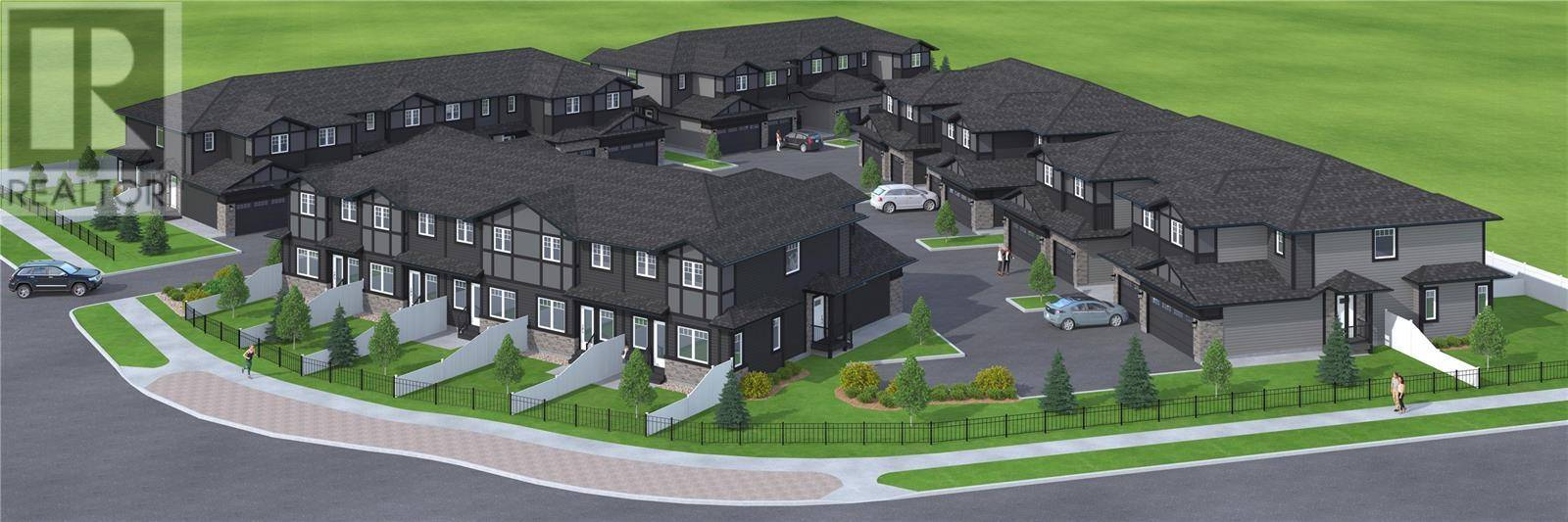 Townhouse for sale at 1003 Evergreen Blvd Unit 8 Saskatoon Saskatchewan - MLS: SK792466
