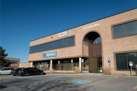 Commercial property for sale at 28 Fulton Wy Unit 8-102 Richmond Hill Ontario - MLS: N4564473