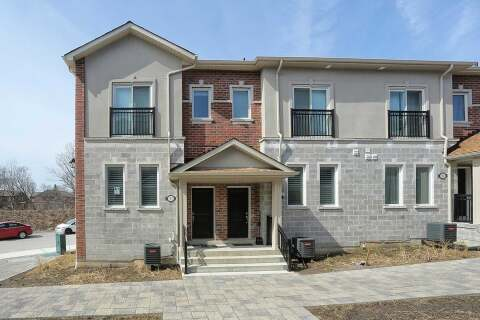 Townhouse for sale at 1060 St. Hilda's Wy Unit 8 Whitby Ontario - MLS: E4772508